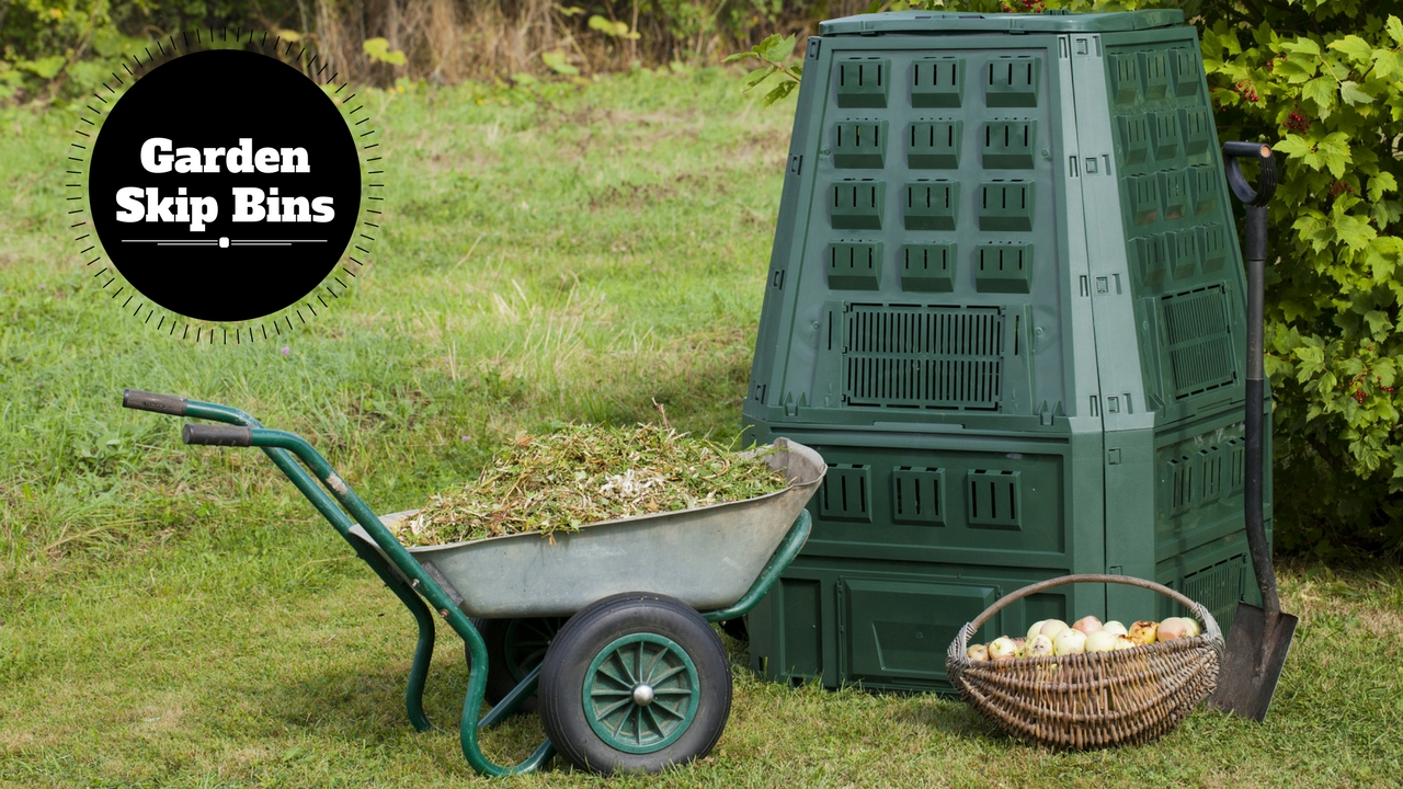 garden skip bins - Skip bin hire, Skip bins Newcastle, Newcastle skip bins