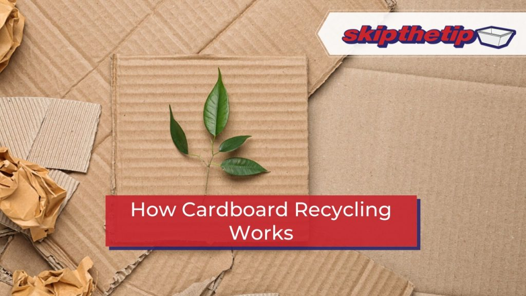 How Cardboard Recycling Works