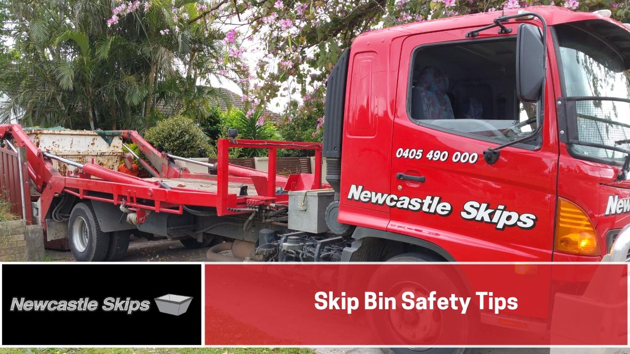 Skip Bin Safety Tips